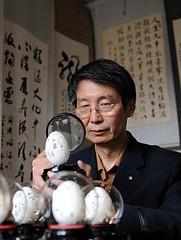 Chinese-artist-Wen-Fuliang-eggs-2