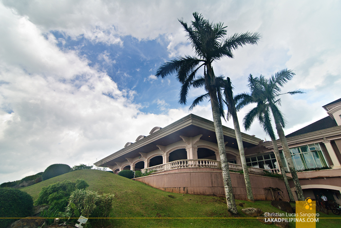 The Clubhouse at Caliraya Springs