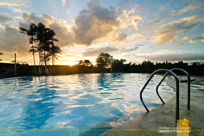 Swimming Pool at Mountain Lake Resort in Caliraya Springs