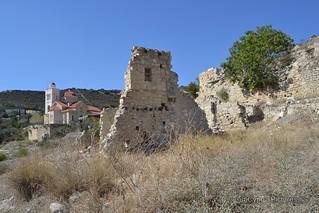 Pano Kivides abandoned village