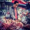 Nyetrit sekitar rumah.... Penjual Ayam Potong #Cipageran #cimahi #pagi #Bandung #BandungBarat #westjava #jawabarat