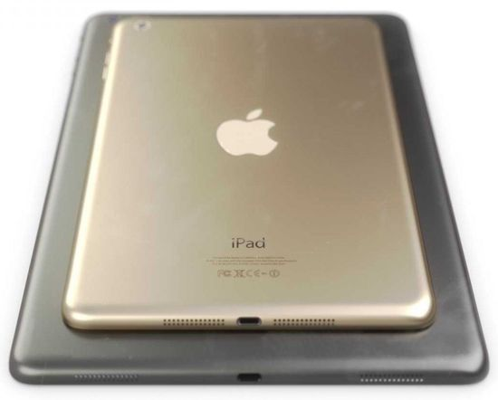 Планшет Apple iPad Air 2 Gold