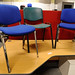 Selection of meeting chairs