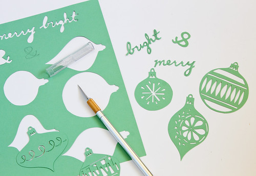 Evolution of a Greeting Card Design