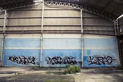 Graffiti Office - Vejam / Kico / Ldrão