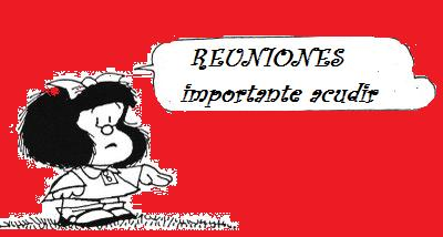 IMPORTANTE REUNION