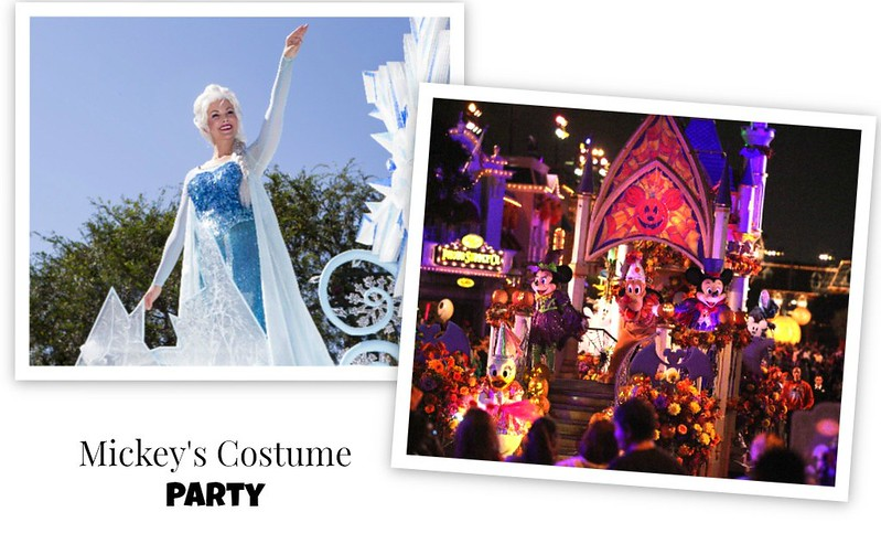 Mickey's Costume Party Mickey's Halloween Party