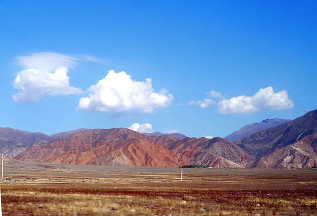 7) The Red Hills