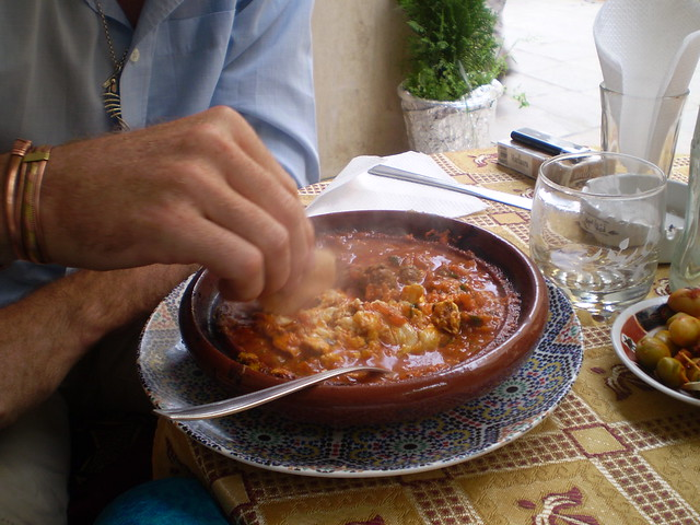 The cuisine in Morocco will delight every tastebud