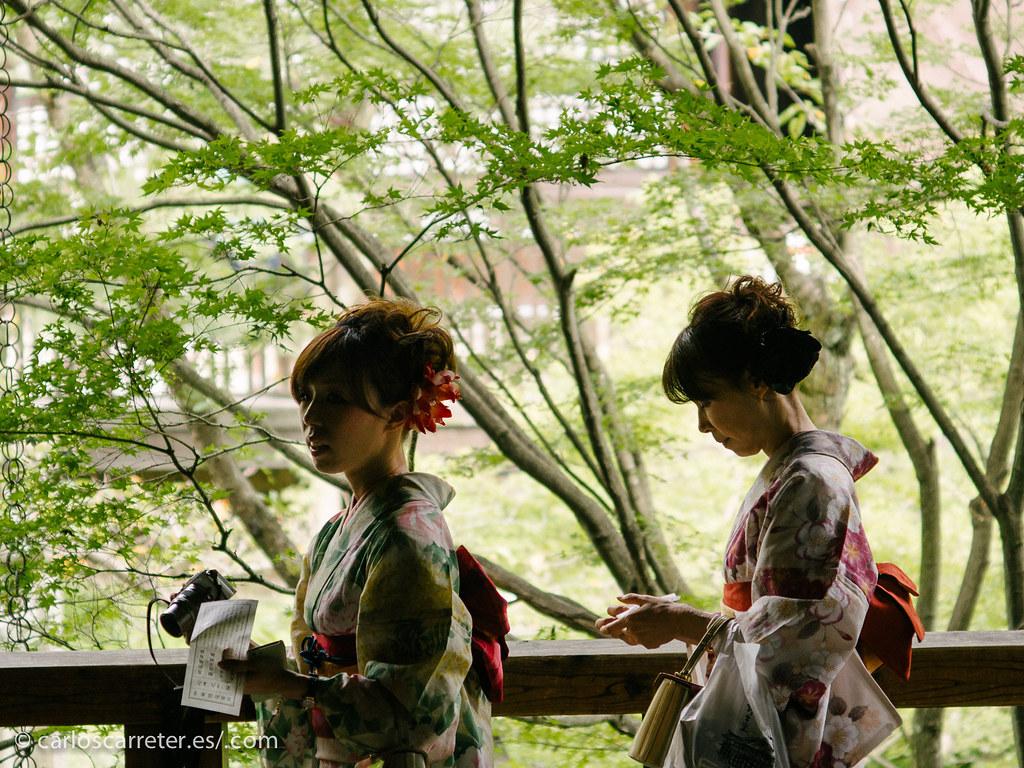 Kiyomizu-dera - Kioto