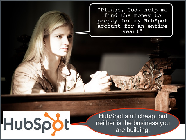 HubSpot vs Infusionsoft Prepay