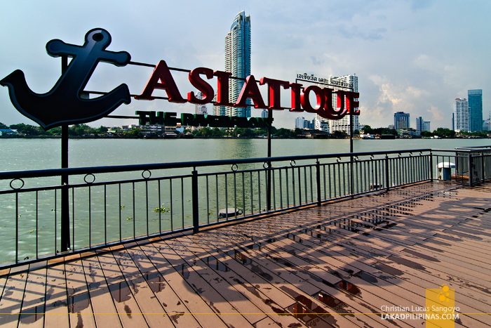 Bangkok's Asiatique The Riverfront