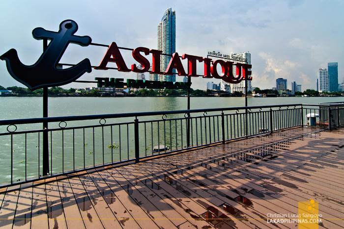 Bangkok's Asiatique The Riverfront