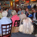 Greenwich, Conn. - The Greenwich delegation spoke to a packed house during coffee hour at Glory Days Diner on Monday, September 29.