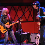 Wed, 01/10/2014 - 5:48pm - Lucinda Williams at Rockwood Music Hall in NYC, 10/1/14. Hosted by Rita Houston. Photo by Neil Swanson.
