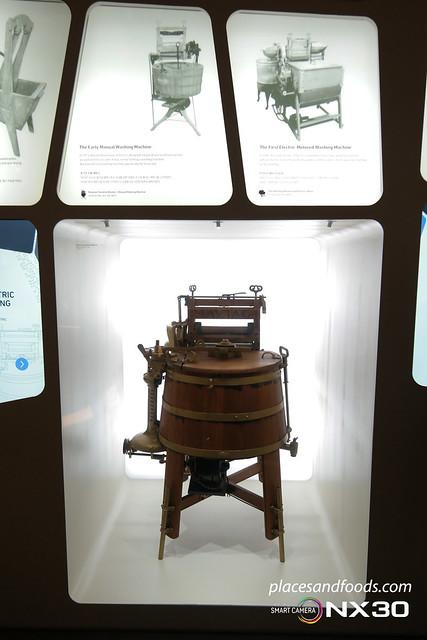 samsung innovation museum world first washing machine