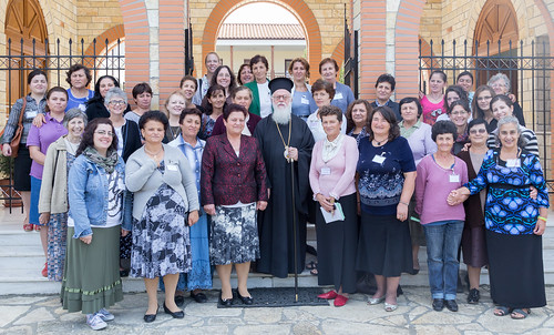 OCMC News - Conference for Clergy Wives in the Orthodox Church in Albania