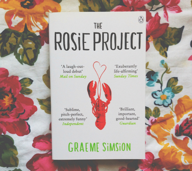 the rosie project graeme simsion on my shelf tag lifestyle book blogger uk vivatramp