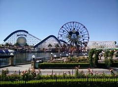California Adventure / Disneyland