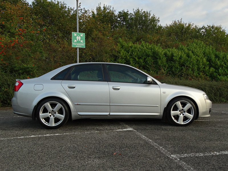 For Sale Audi A4 B6 1 8t S Line 190ps Audi Sport Net