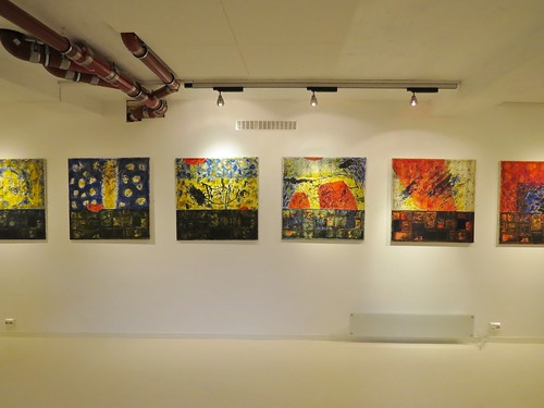 Astrid Eidseth Rygh: malerier