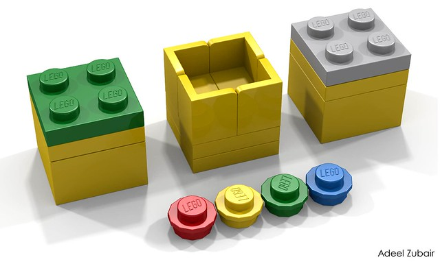 LEGO Modular Building - LEGO Brand Store - Building Station