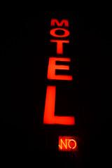 Ceci n'est pas un hôtel.