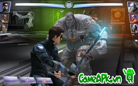 Injustice: Gods Among Us v2.2.2 hack full vàng cho Android