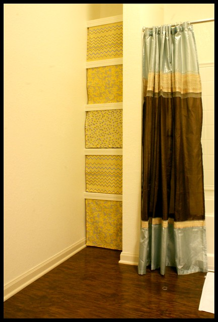 finished curtains