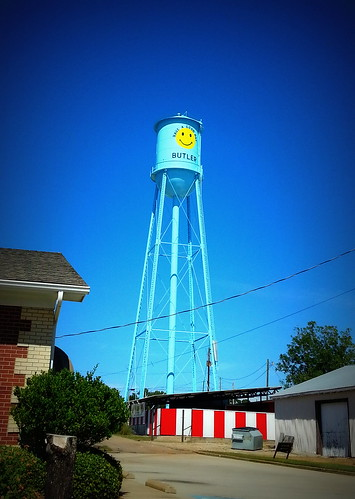 Butler, Alabama Water Tower