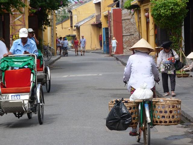 Escena de Hoi An (Vietnam)