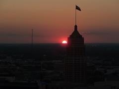 San Antonio Skyline - September 2014