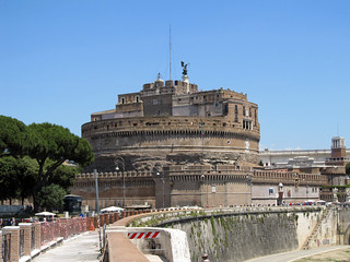Mausoleum of Hadrian の画像. italy rome spring castelsantangelo 2014