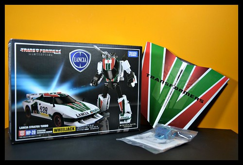 MP-20 Wheeljack