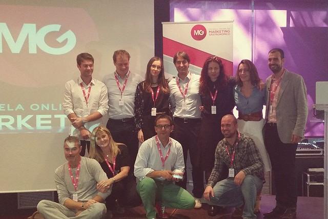 El CIG en el I Encuentro de Innovación y Marketing Gastronómico