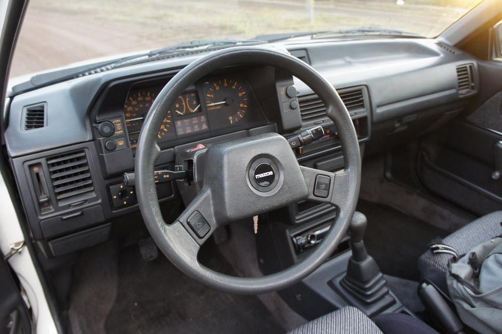 1988 Mazda 323 Gtx Awd Turbo Bring A Trailer