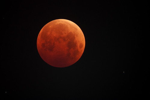 Blood Moon  10/8/14