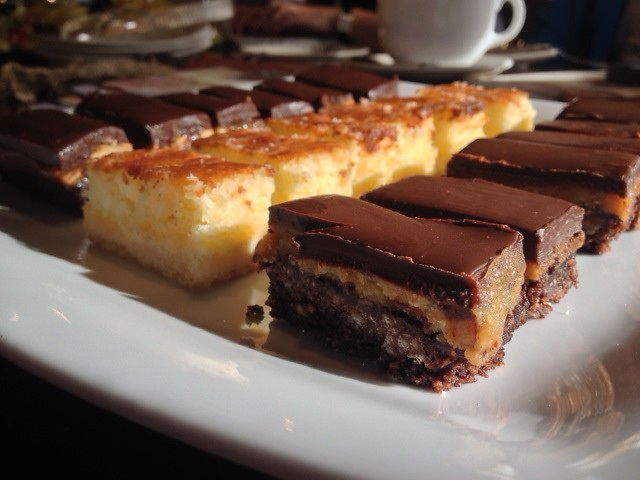 "You had me at ""Peanut Butter Nanaimo Bar"" @DeliciousBliss #Peachland [Flickr]"