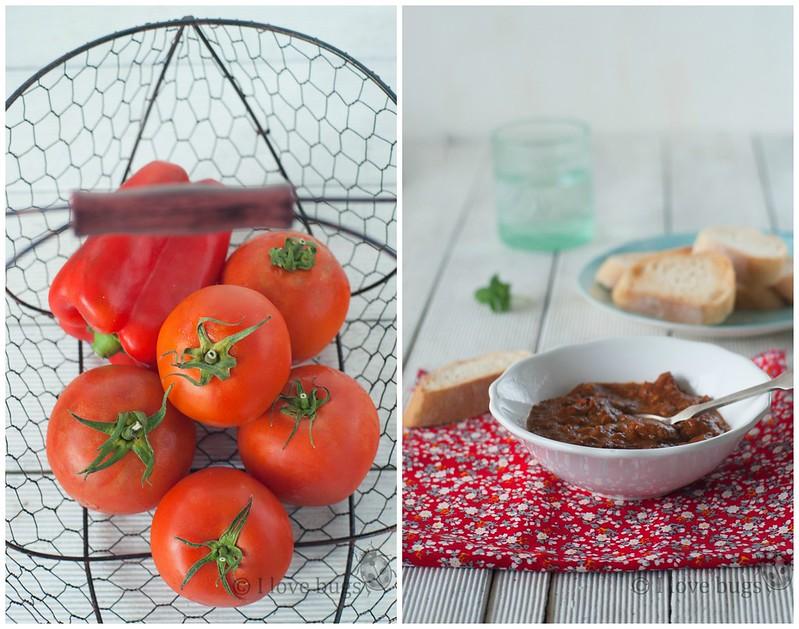 Dip crema tomate 1 Collage