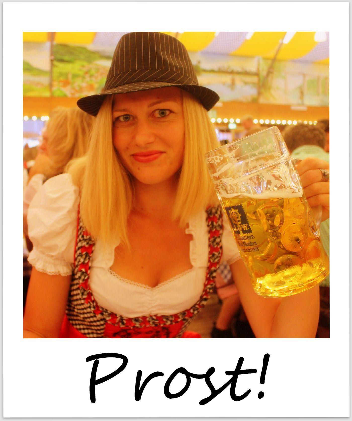 polaroid of the week germany munich oktoberfest