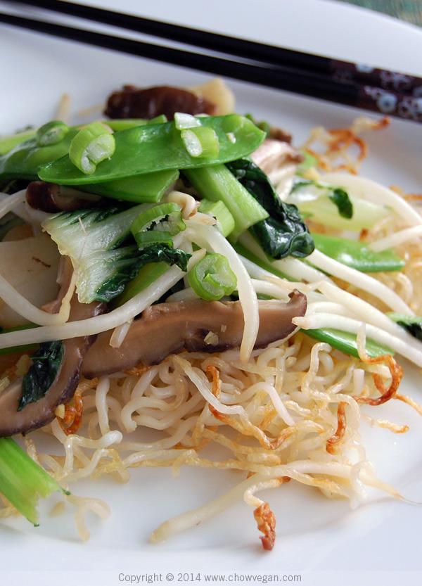 Chow Vegan