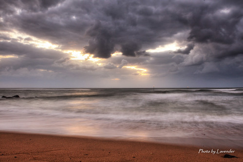 sunset clouds taiwan 夕陽 台灣 雲 淡水 hdr 六塊厝 屯山 新北市