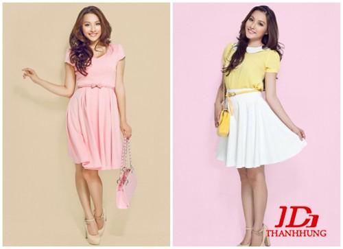 Cách phối màu quần áo cho Nam Nữ đẹp! Kết hợp màu sắc 6