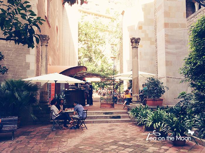 bar con encanto barrio gotico cafe d'estiu