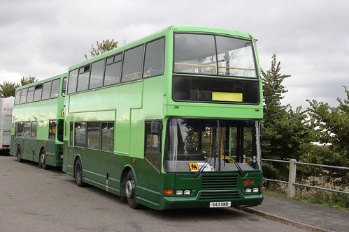 Coach & Bus Services, Thurmaston Volvo Oly S43SNB