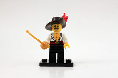 LEGO Collectible Minifigures Series 12 (71007) - Swashbuckler