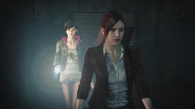 Resident Evil Revelations 2 for PS4, PS3