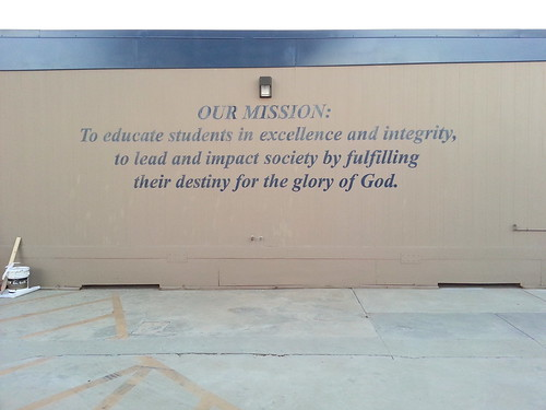 SOUTHLANDS MISSION STATEMENT