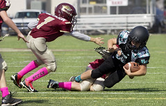Football  Poquoson Bulls Back River Panthers  PYFCO  Mites Midgets Juniors Peninsula Virginia Va.