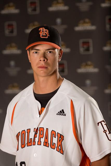 Tru Online Courses >> Baseball Roster: WolfPack Athletics, Thompson Rivers University